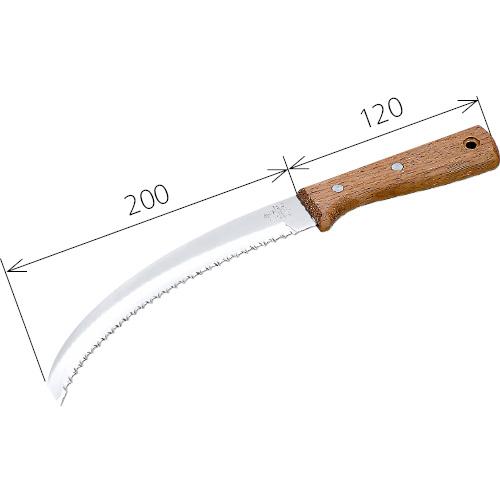 ロープカッター鎌型